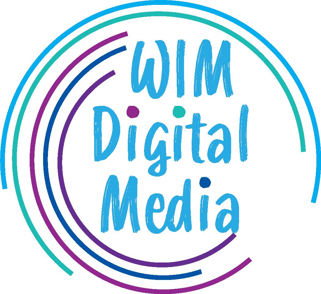 WIM Digital Media Logo